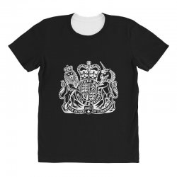 holy grail uk passport All Over Women's T-shirt | Artistshot