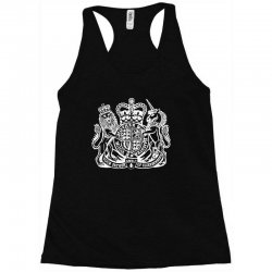 holy grail uk passport Racerback Tank | Artistshot