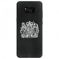 holy grail uk passport Samsung Galaxy S8 Case | Artistshot