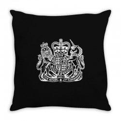holy grail uk passport Throw Pillow | Artistshot