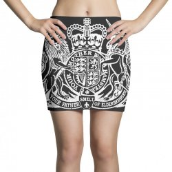 holy grail uk passport Mini Skirts | Artistshot