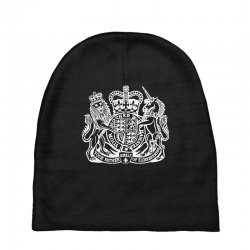 holy grail uk passport Baby Beanies | Artistshot