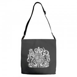 holy grail uk passport Adjustable Strap Totes | Artistshot