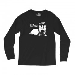 holy shih tzu Long Sleeve Shirts | Artistshot