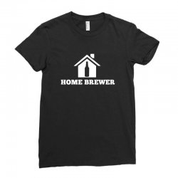 home brewer t shirt craft beer t shirt micro brew t shirt Ladies Fitted T-Shirt | Artistshot