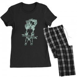 homeschool snowboarding Women's Pajamas Set | Artistshot
