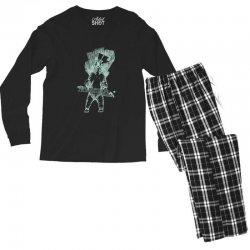 homeschool snowboarding Men's Long Sleeve Pajama Set | Artistshot