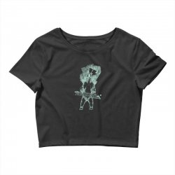 homeschool snowboarding Crop Top | Artistshot