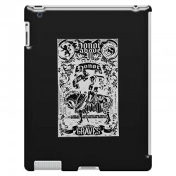 honor above all iPad 3 and 4 Case | Artistshot