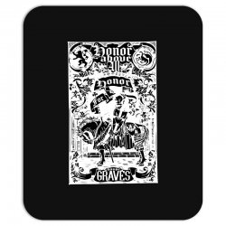 honor above all Mousepad | Artistshot