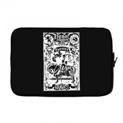 honor above all Laptop sleeve | Artistshot