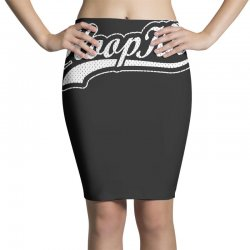 hoop kid script Pencil Skirts | Artistshot