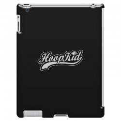 hoop kid script iPad 3 and 4 Case | Artistshot