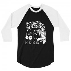 hot rod 3/4 Sleeve Shirt | Artistshot