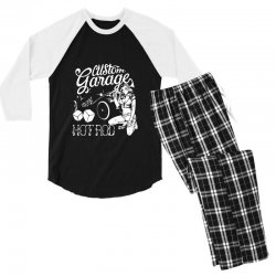 hot rod Men's 3/4 Sleeve Pajama Set | Artistshot