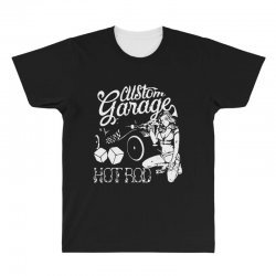hot rod All Over Men's T-shirt | Artistshot