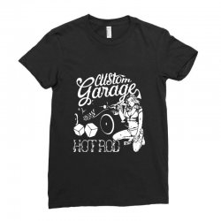 hot rod Ladies Fitted T-Shirt | Artistshot