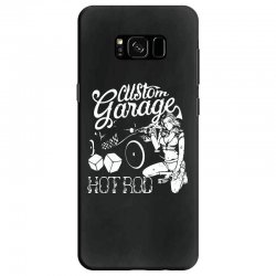 hot rod Samsung Galaxy S8 Case | Artistshot