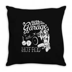 hot rod Throw Pillow | Artistshot