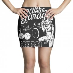 hot rod Mini Skirts | Artistshot