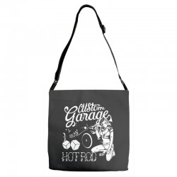 hot rod Adjustable Strap Totes | Artistshot