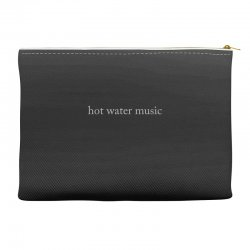 hot water music Accessory Pouches | Artistshot