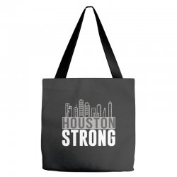 houston strong texas city skyline Tote Bags | Artistshot