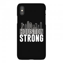 houston strong texas city skyline iPhoneX Case | Artistshot