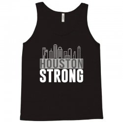 houston strong texas city skyline Tank Top | Artistshot