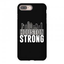 houston strong texas city skyline iPhone 8 Plus Case | Artistshot