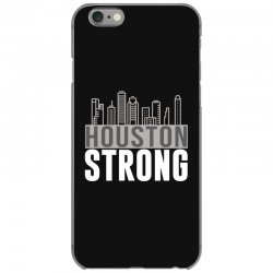houston strong texas city skyline iPhone 6/6s Case | Artistshot