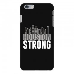 houston strong texas city skyline iPhone 6 Plus/6s Plus Case | Artistshot