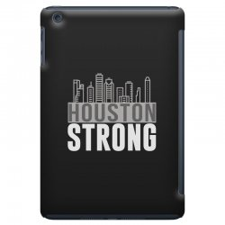 houston strong texas city skyline iPad Mini Case | Artistshot