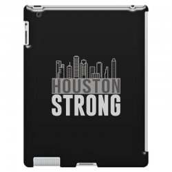 houston strong texas city skyline iPad 3 and 4 Case | Artistshot