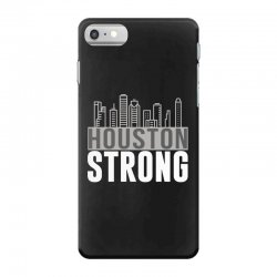 houston strong texas city skyline iPhone 7 Case | Artistshot