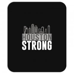 houston strong texas city skyline Mousepad | Artistshot
