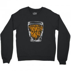 how do you whiskey Crewneck Sweatshirt | Artistshot