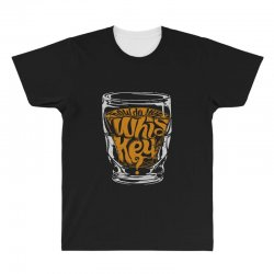 how do you whiskey All Over Men's T-shirt | Artistshot