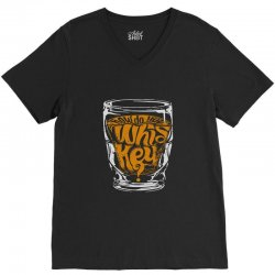 how do you whiskey V-Neck Tee | Artistshot
