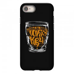how do you whiskey iPhone 8 Case | Artistshot