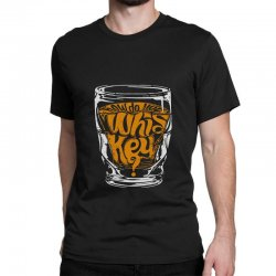 how do you whiskey Classic T-shirt | Artistshot