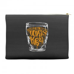 how do you whiskey Accessory Pouches | Artistshot