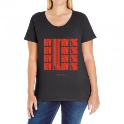 how long charlie puth Ladies Curvy T-Shirt | Artistshot