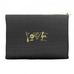 hp love Accessory Pouches | Artistshot