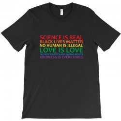 human rights and world truths T-Shirt | Artistshot