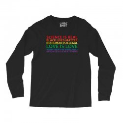 human rights and world truths Long Sleeve Shirts | Artistshot