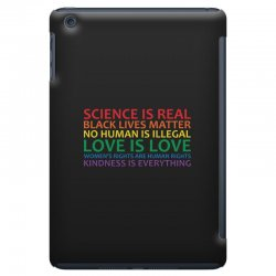 human rights and world truths iPad Mini Case | Artistshot
