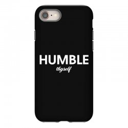 humble thyself iPhone 8 Case | Artistshot