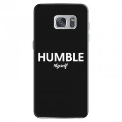 humble thyself Samsung Galaxy S7 Case | Artistshot