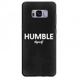 humble thyself Samsung Galaxy S8 Plus Case | Artistshot